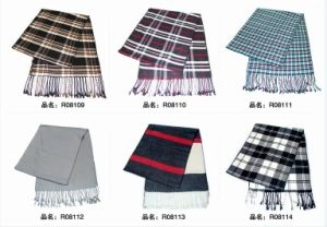 New Design Fashion Viscose Scarf (08109-08114) pictures & photos