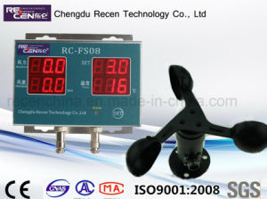 Wind Speed Sensor RC-Fs08 for Crane pictures & photos