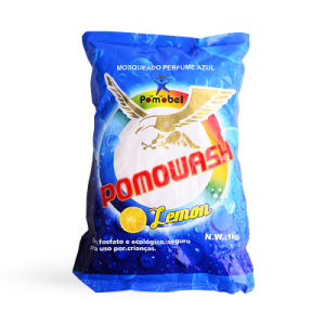 New Natural Lemon High Bubble Laundry Powder pictures & photos