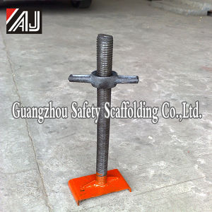 Screw Jack for Scaffolding System pictures & photos