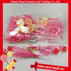 Long Stick Rose Lollipop Candy