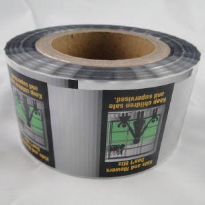 Custom Design Shrink Film for Bottle on Roll (MS-SL006) pictures & photos