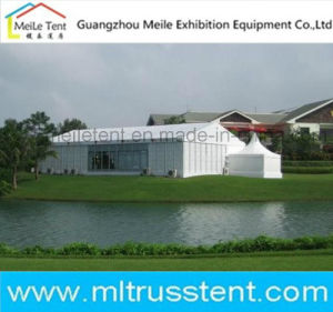 Aluminum Frame Permanent Use ABS Solid Wall Canopy Tent pictures & photos