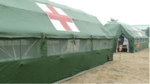 High Quality Waterproof Canvas Military / Party Tent pictures & photos