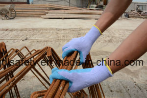 Latex Work Glove with Ce Approved (LY2012) pictures & photos