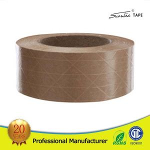 Premium Brown Kraft Paper Adhesive Tape pictures & photos