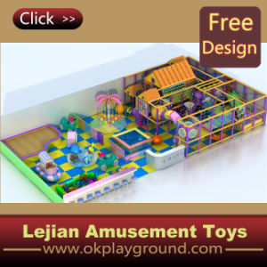 2016 Ce International Zoo Style Kids Indoor Playground (ST1414-10) pictures & photos