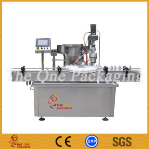 Specialty Produce Spray Filling, Bottle Unscrambler and Capping Machine Production Line pictures & photos