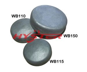Laminated Wear Buttons pictures & photos