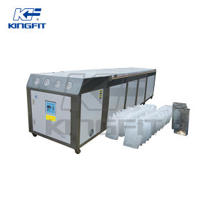 Brine System Ice Block Machine for Aquatic Fishery pictures & photos