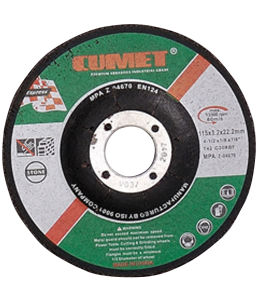 Depressed Center Cutting Wheel for Stone (115X3.2X22.2) Abrasive with MPa Certificates pictures & photos