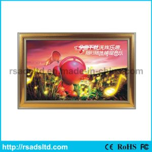 High Class Advertising Slim LED Display Frame Light Box pictures & photos