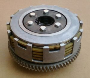 Motorcycle Engine Spare Parts Clutch 175cc (CD-03) pictures & photos