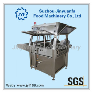 Stainless Steel Chocolate Coating Machine with ISO9001 Certification pictures & photos