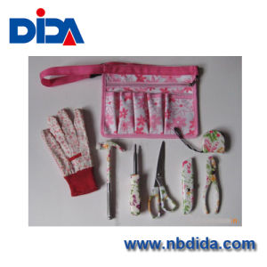 8 Piece Pretty Household Hand Tools Kit (DIDA0GGN007)