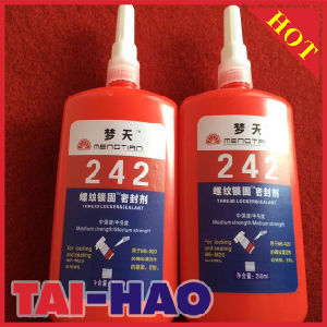 Th242 Thread Lockers&Sealant Chemical Resistance Glue