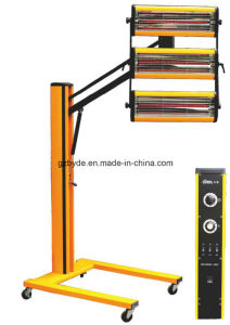 Paint Drying Machine Infrared Heater LC-30b pictures & photos