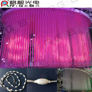 P62.5 LED 3D Curtain Screen for Hotel Hall pictures & photos
