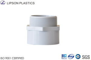 PVC Pipe Fitting Male Adaptor pictures & photos