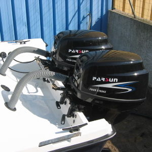 25HP 4-Stroke Outboard Engine pictures & photos