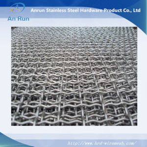 SS and Heavy Crimped Wire Mesh pictures & photos