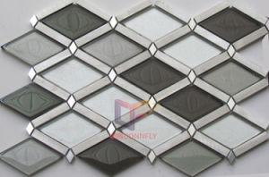 Rhombus Aluminium Mix Glass Mosaic (CFA82) pictures & photos