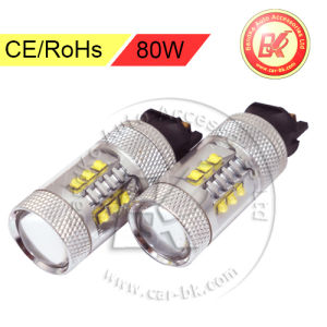Canbus Error Free Pw24W LED 80W for BMW F30 3 Series