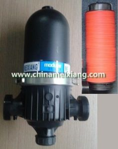 Bsp 3′′ T Disc Filter Agriculture Purify Filter (MX9406) pictures & photos