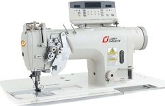 Computer Double Needle Sewing Machine (LD8422 LD8452)