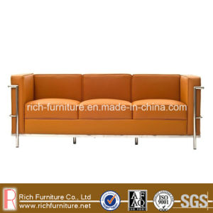 LC2 Modern Office Commercial Sofa for Hotel (3 Seat) pictures & photos