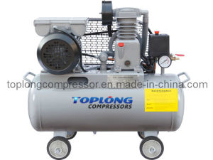 Piston Reciprocating Belt Driven Air Compressor Air Pump (Z-0.036/8) pictures & photos