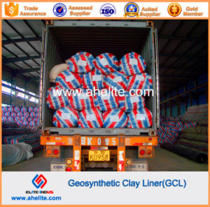 Bentonite Clay Liner Geosynthetic Clay Liner Gcl pictures & photos