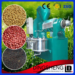 Large Capacity Screw Peanut/Rapeseed/Coconut Oil Expeller Oil Press pictures & photos