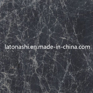 Black Stone Emperador Honed Marble for Tile, Slab, Countertop, Tombstone pictures & photos