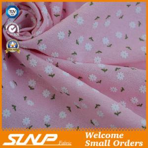Cotton/Spandex Printing Apparel Fabric