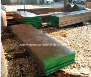 DIN 1.2738/P20+Ni Forged Plastic Mould Steel