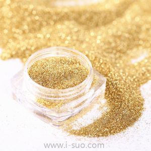 Aluminium Industrial Glitter Powder for Plastic Injection pictures & photos