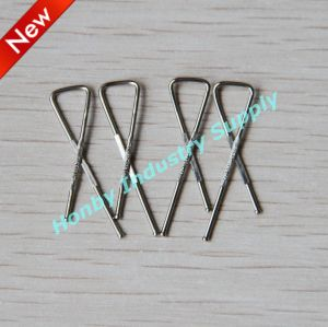 X Shaped Metal Clip for Shirt Packing pictures & photos