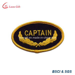 Embroidered Badge Custom Logo Embroidery Patch Lapel Pin pictures & photos