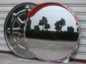 Stainless Steel Convex Mirror pictures & photos