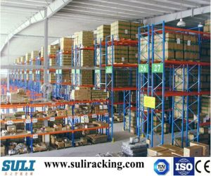 CE Certificates Heavy Duty Pallet Racking pictures & photos