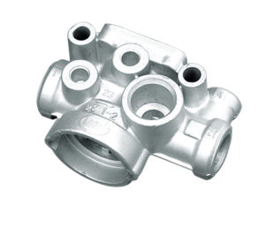Aluminum Die Casting-Engine Case