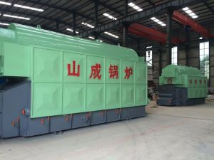 Factory Price Dzl1.4 Dzl2.8 Model Coal Fired Hot Water Boiler, Heating Boiler pictures & photos