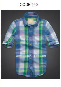 Men′s Long Sleeve Shirt (540) pictures & photos