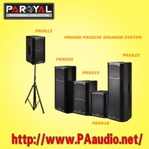 PRO Audio Prx625 Dual 15 Inch Speaker Cabinet