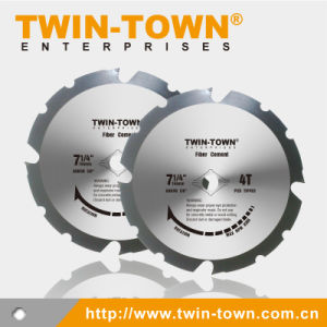 PCD Saw Blades for Fiber Cement