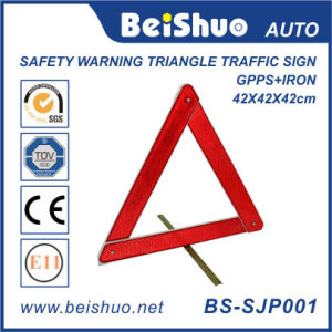 Safety Triangle Reflective Car Safety Traffic Sign pictures & photos