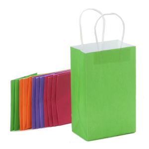 Paper Bag, Bright Colours, 13 Pieces/Bag pictures & photos