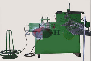 Iron Wire Clothes Hanger Machine pictures & photos