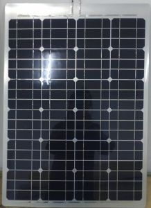 50W Semi Flexible Solar Panel for Boat with Cable